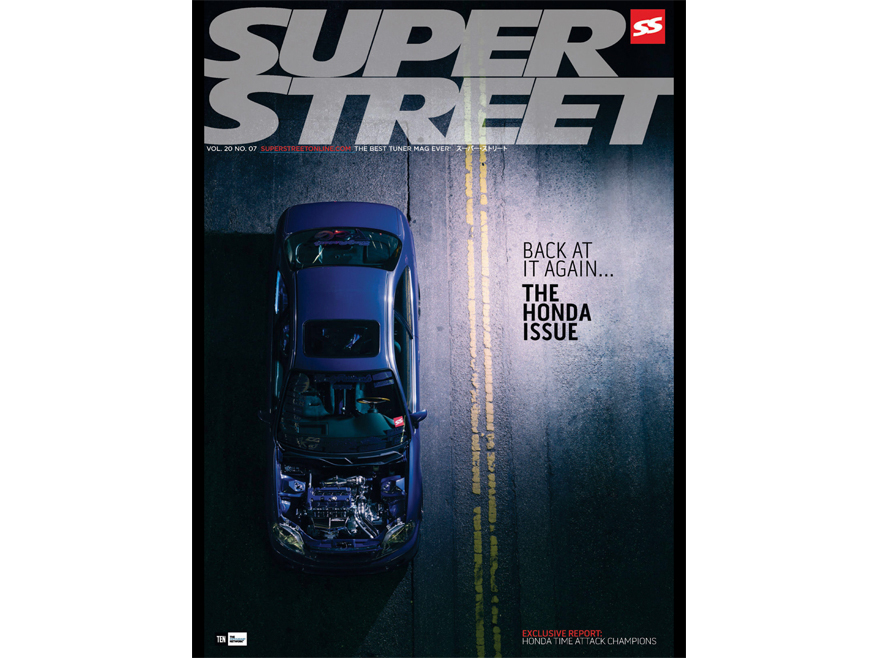 Super Street Magazine Vol. 20 No. 07